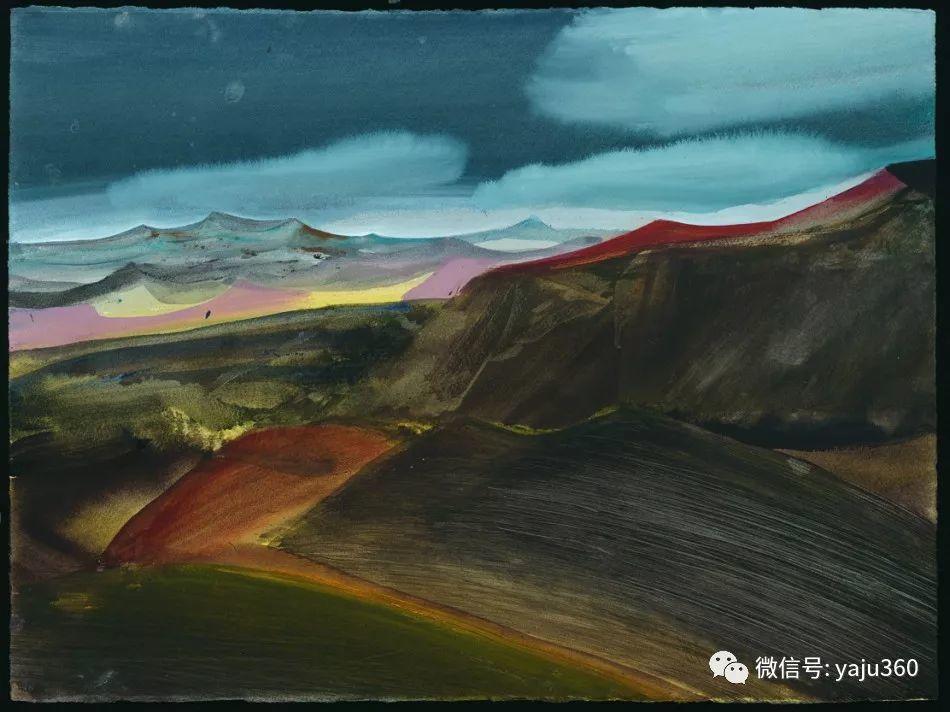 油画世界:刘商英油画欣赏插图1