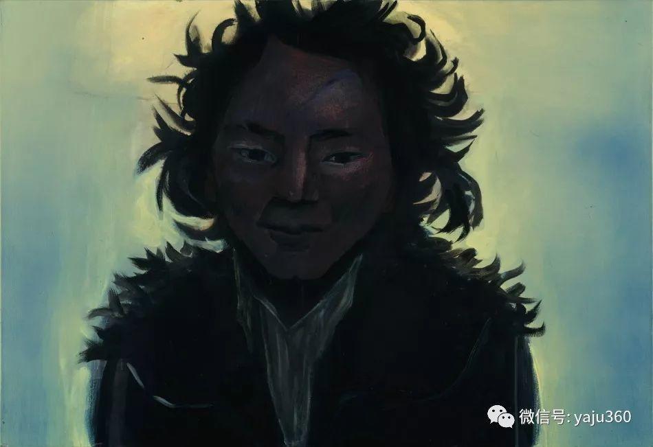 油画世界:刘商英油画欣赏插图8