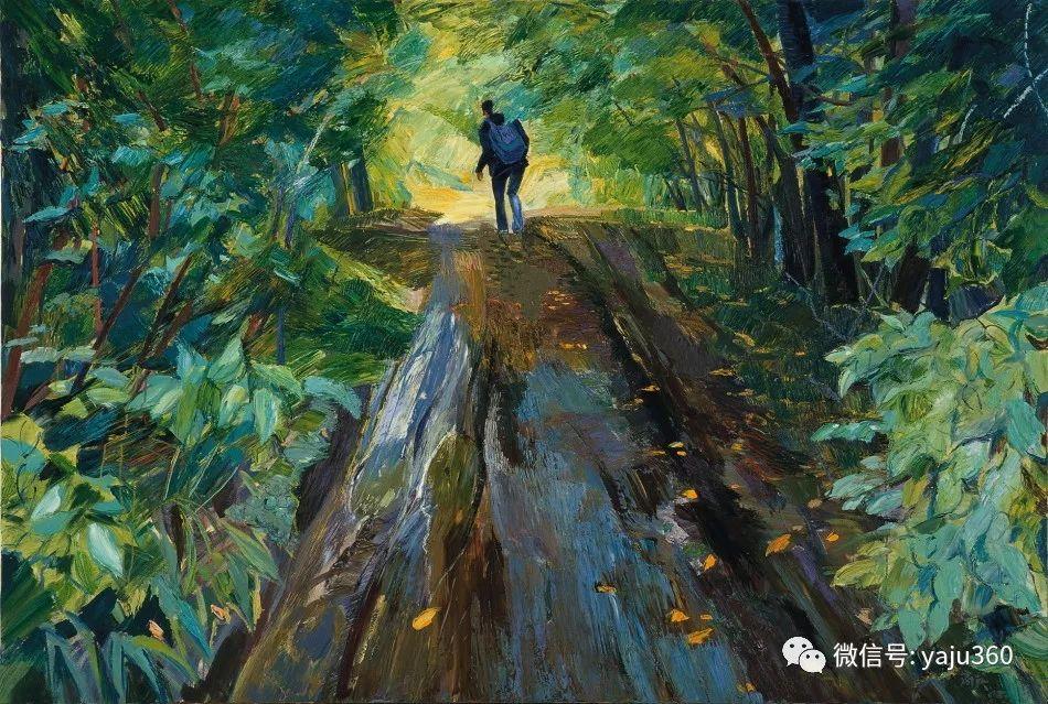 油画世界:刘商英油画欣赏插图12