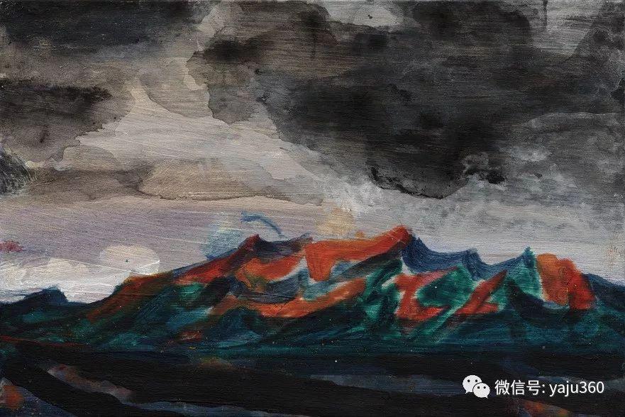 油画世界:刘商英油画欣赏插图17