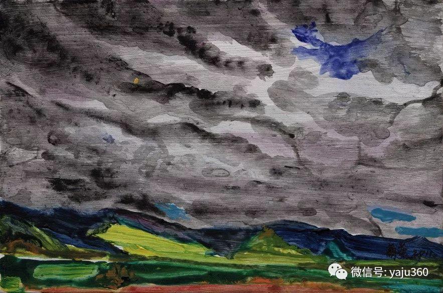油画世界:刘商英油画欣赏插图29