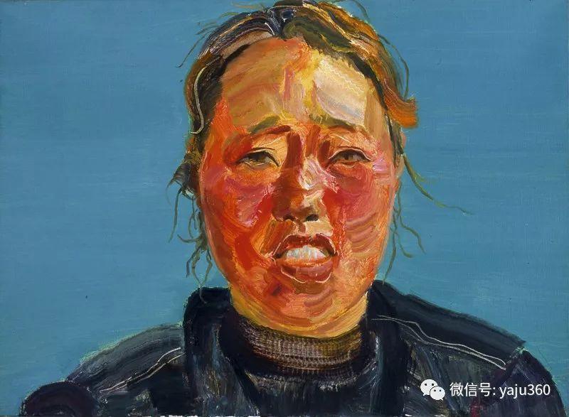 油画世界:刘商英油画欣赏插图76