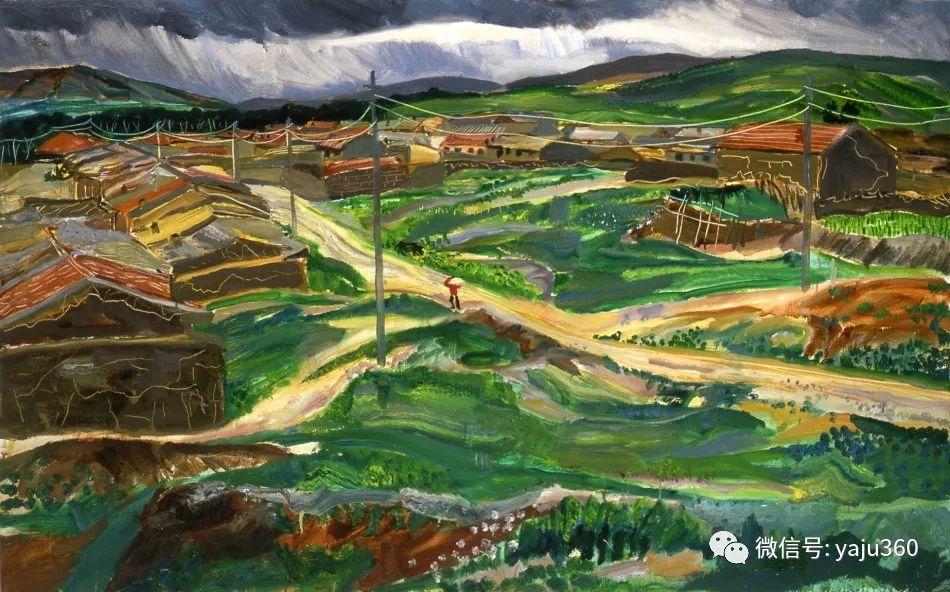 油画世界:刘商英油画欣赏插图82