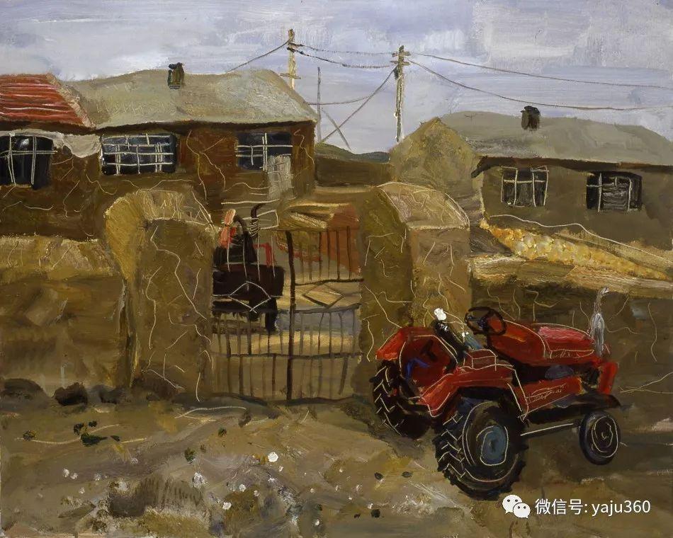 油画世界:刘商英油画欣赏插图84