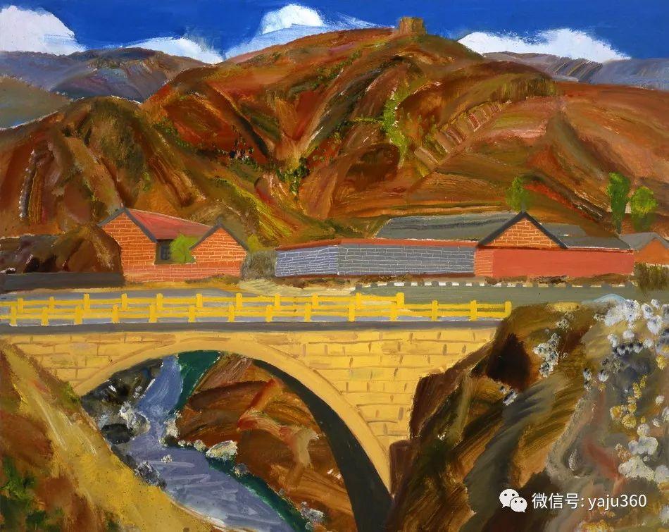 油画世界:刘商英油画欣赏插图99