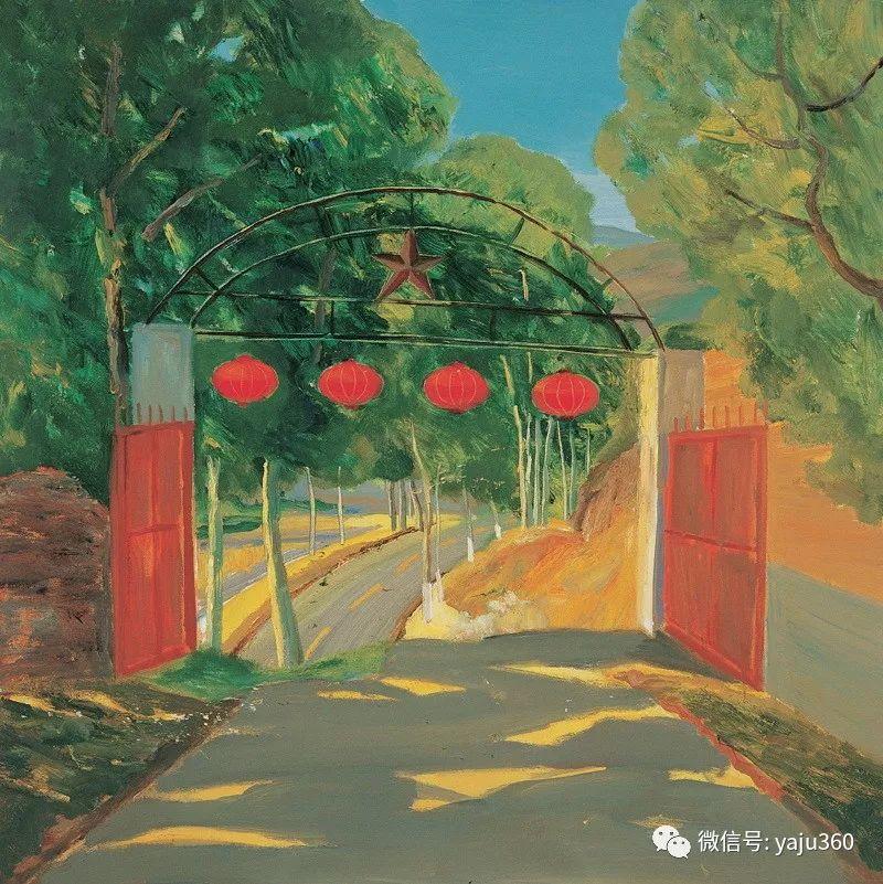 油画世界:刘商英油画欣赏插图100