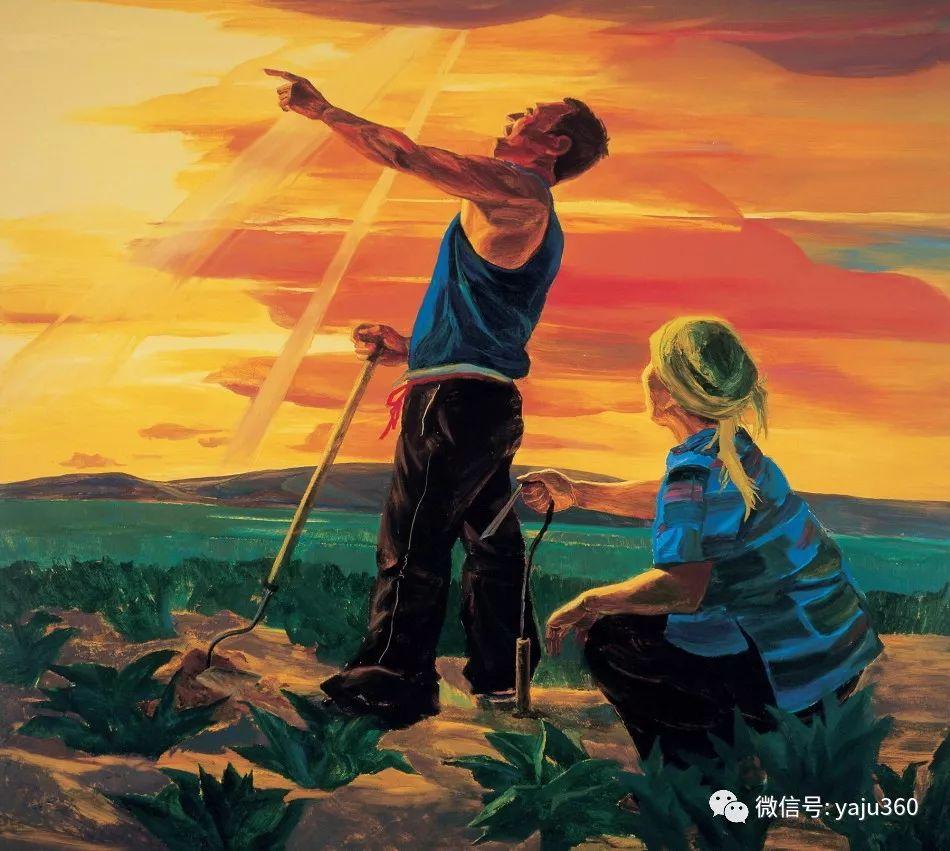 油画世界:刘商英油画欣赏插图108