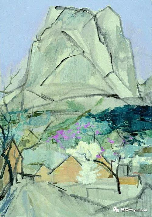 油画世界:刘商英油画欣赏插图112