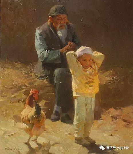 旅美华裔画家Mian Situ油画欣赏插图18