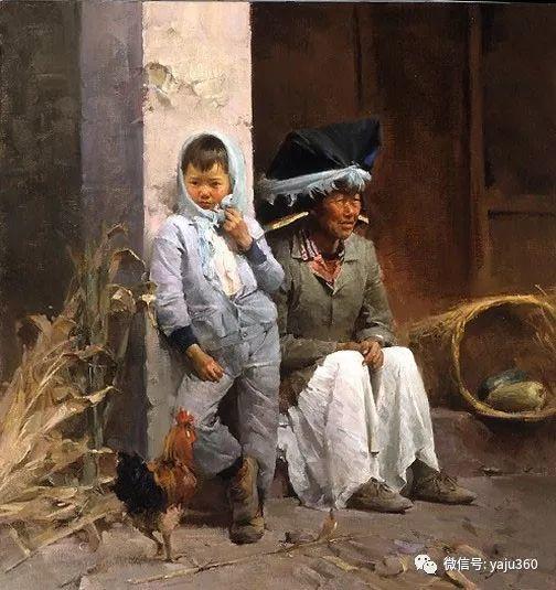 旅美华裔画家Mian Situ油画欣赏插图19