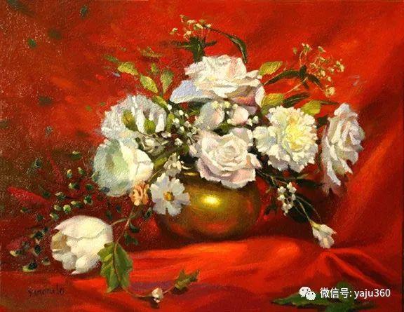 旅美中国香港女画家Sandra.Lo绘画作品插图28