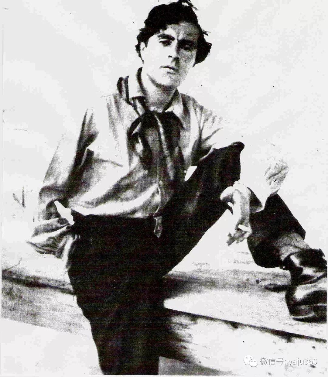 世界著名画家之莫迪利阿尼插图1