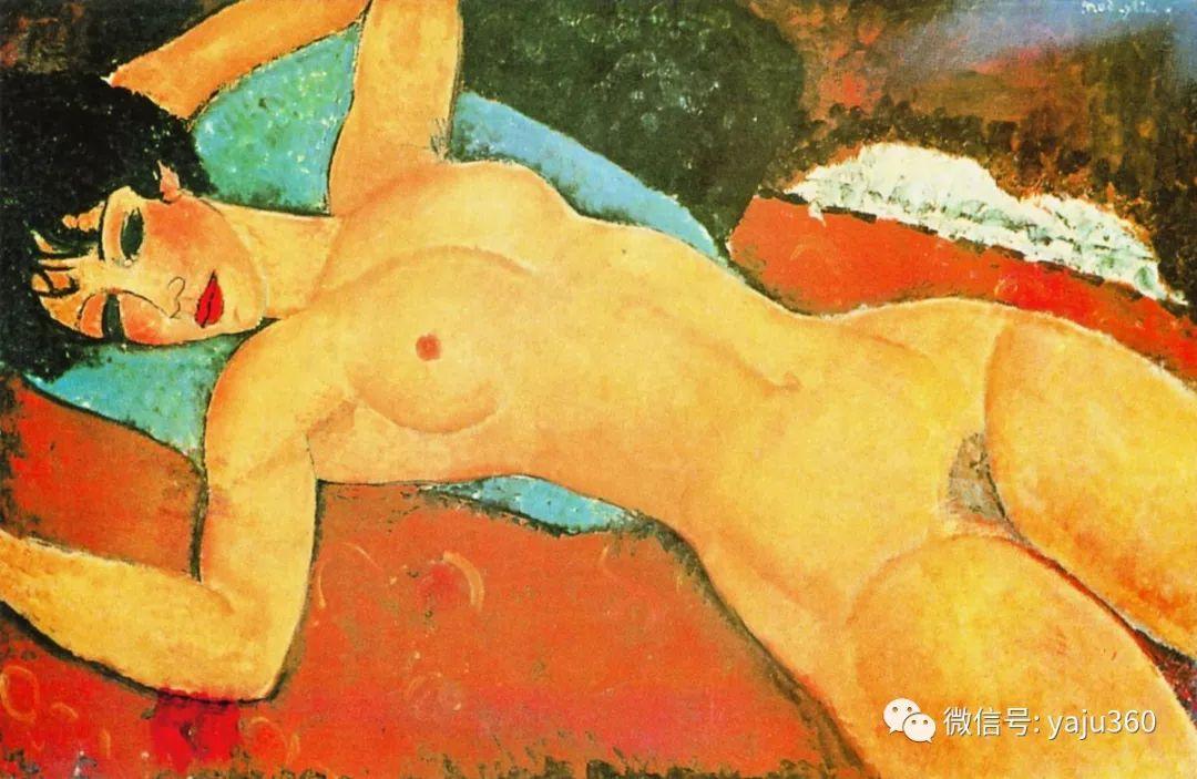 世界著名画家之莫迪利阿尼插图5