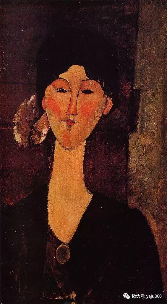 世界著名画家之莫迪利阿尼插图11