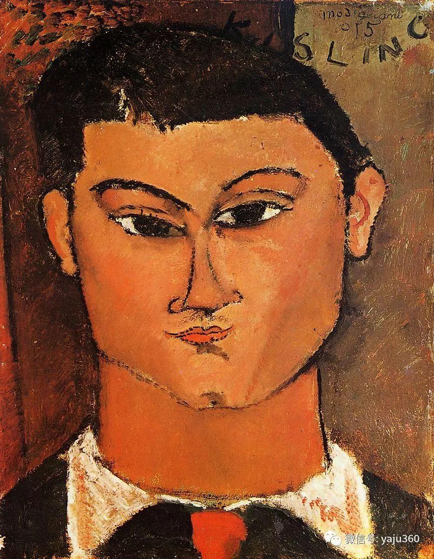 世界著名画家之莫迪利阿尼插图13