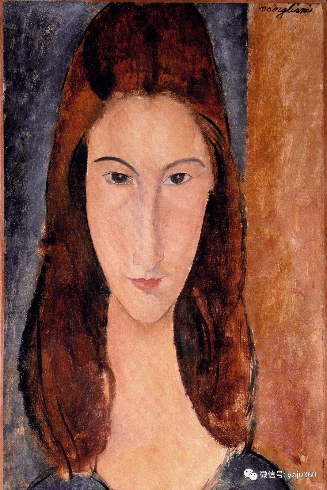 世界著名画家之莫迪利阿尼插图15