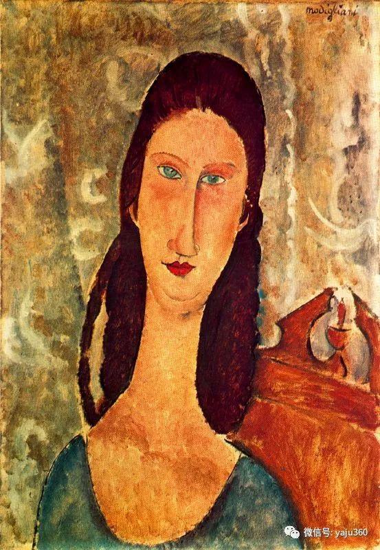 世界著名画家之莫迪利阿尼插图17