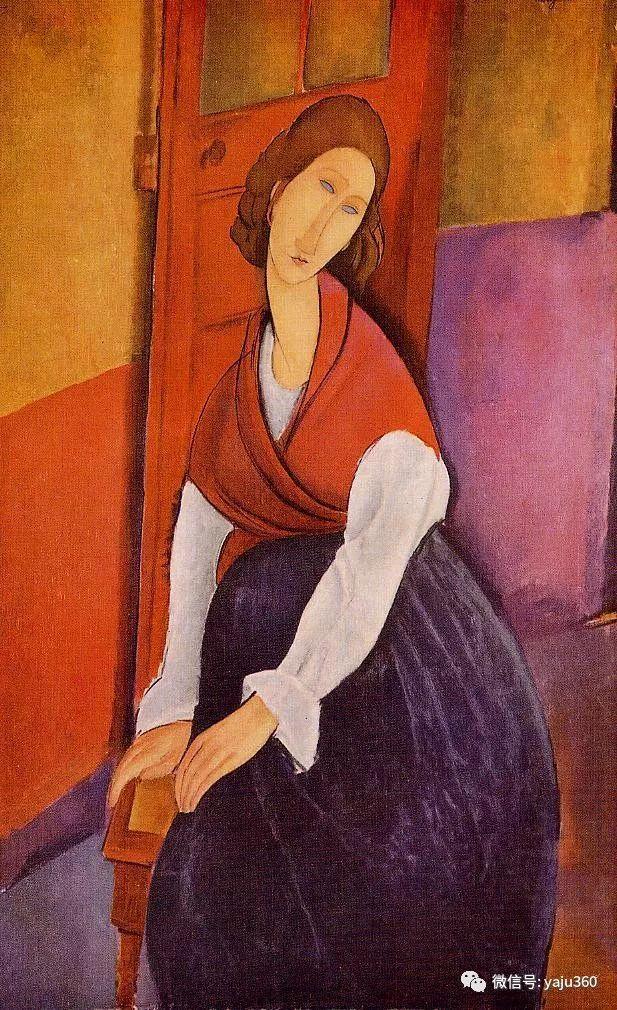 世界著名画家之莫迪利阿尼插图19