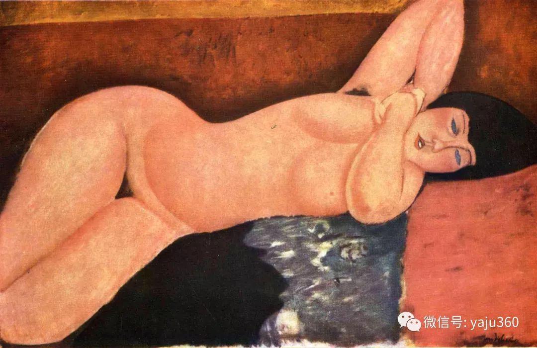 世界著名画家之莫迪利阿尼插图25