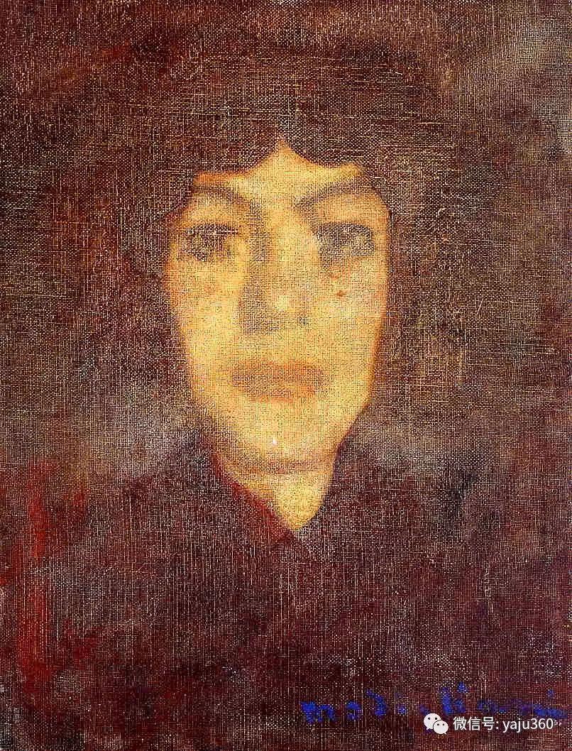世界著名画家之莫迪利阿尼插图29