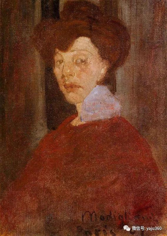 世界著名画家之莫迪利阿尼插图33