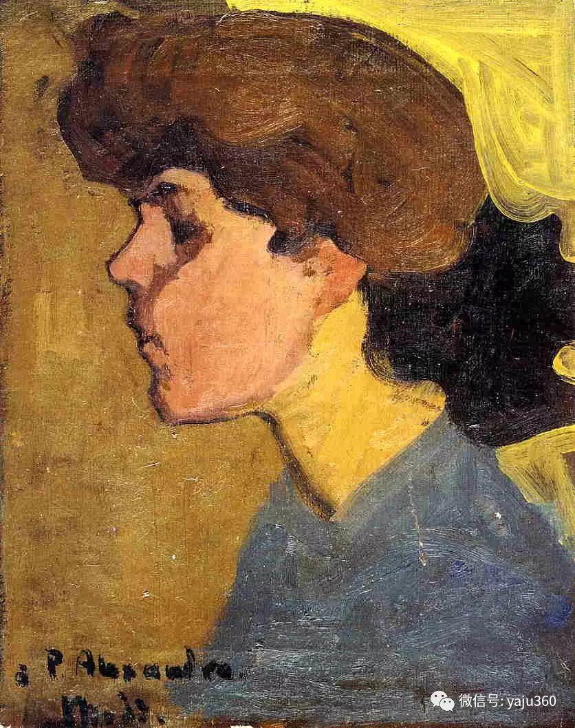 世界著名画家之莫迪利阿尼插图35