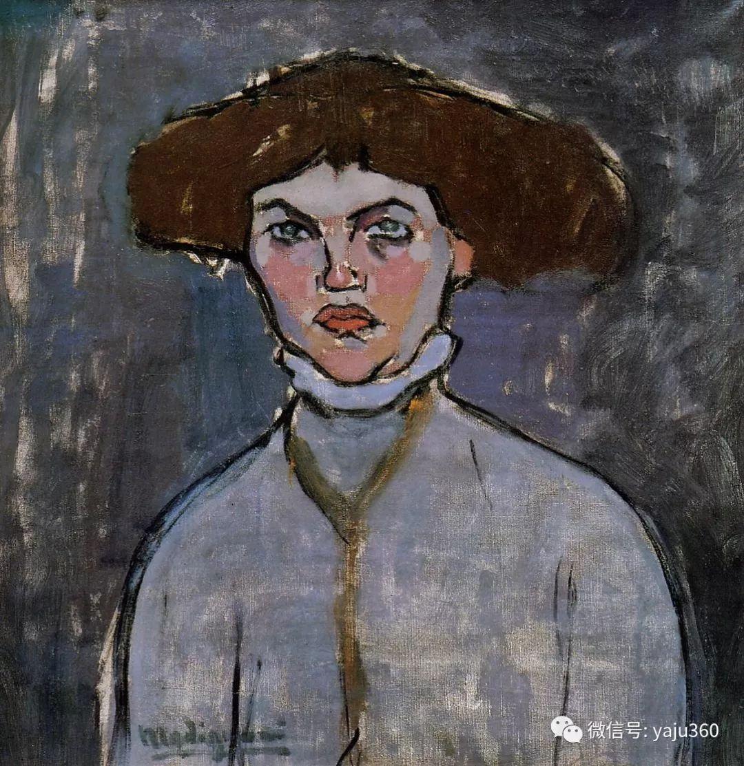 世界著名画家之莫迪利阿尼插图39