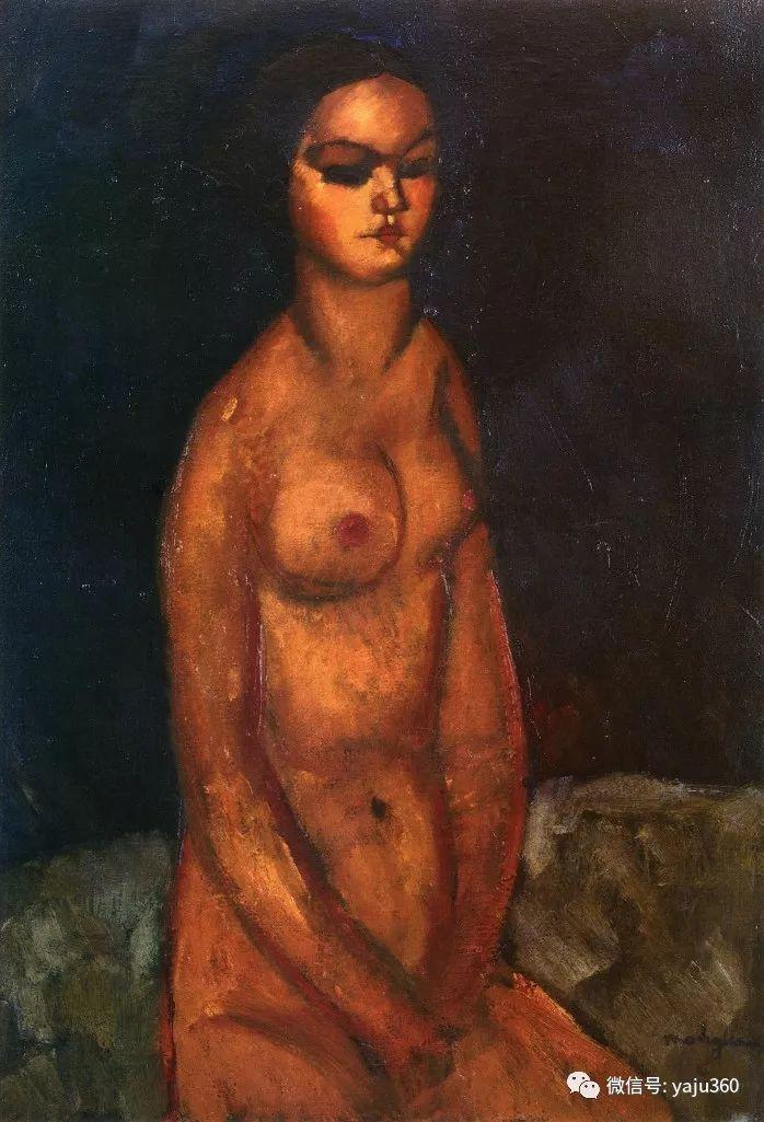 世界著名画家之莫迪利阿尼插图41