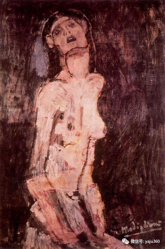 世界著名画家之莫迪利阿尼插图45