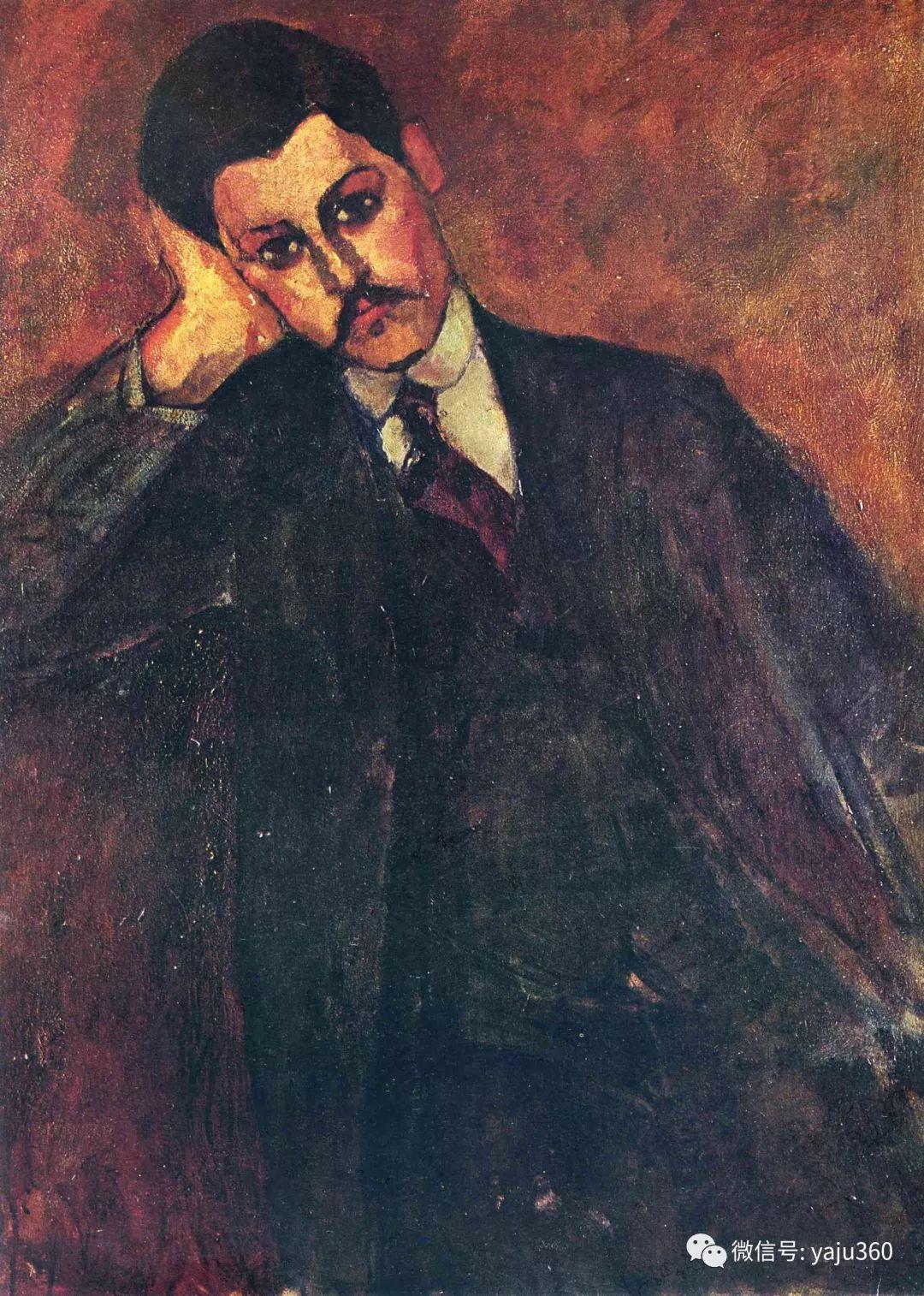 世界著名画家之莫迪利阿尼插图53
