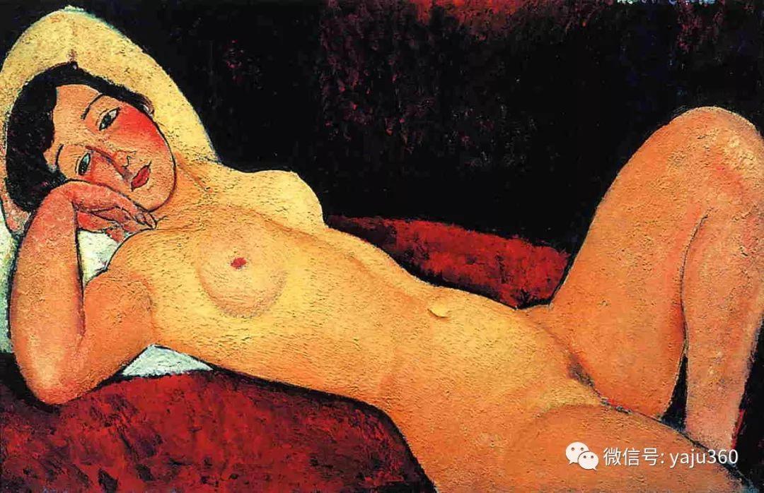 世界著名画家之莫迪利阿尼插图57