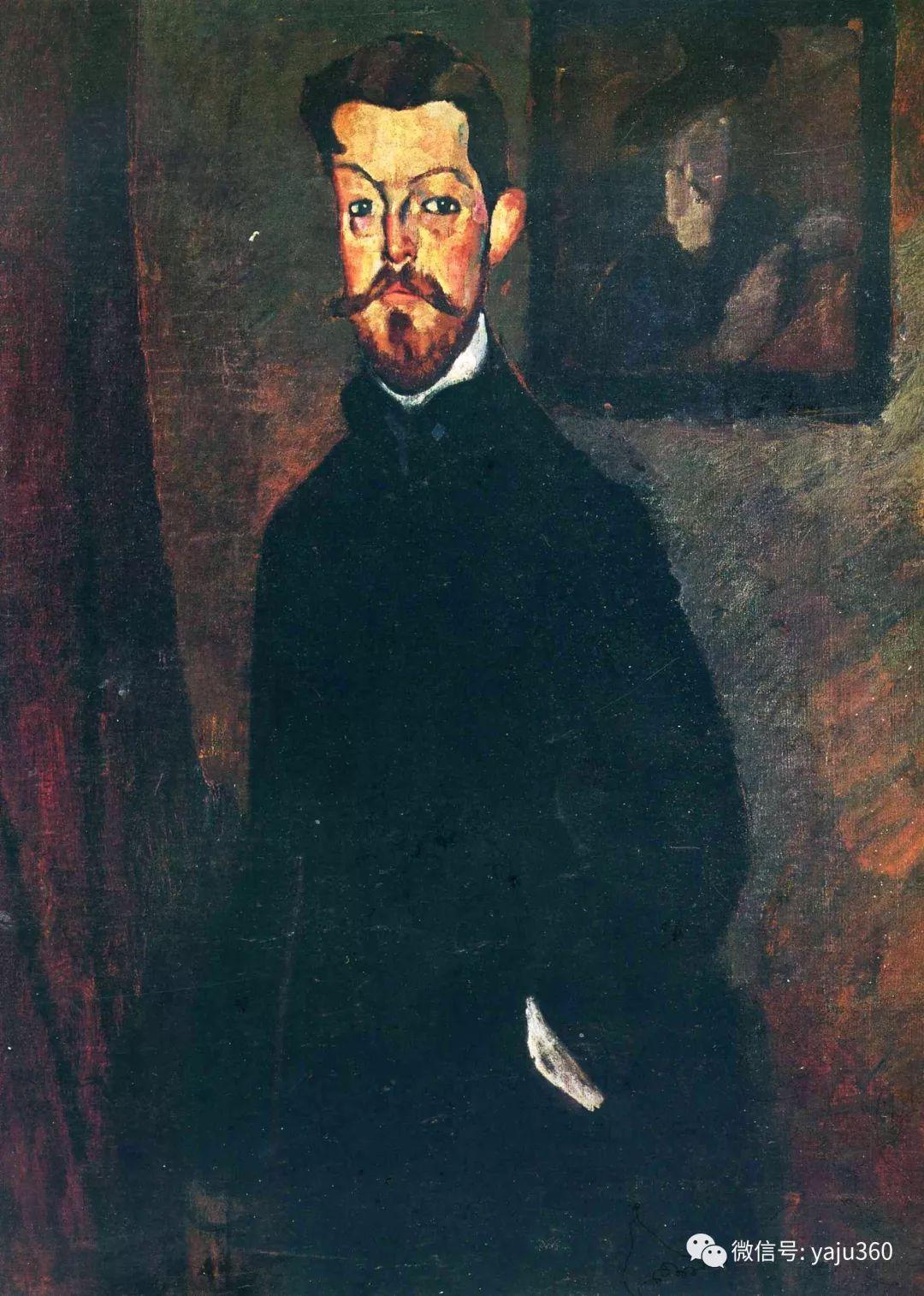 世界著名画家之莫迪利阿尼插图59