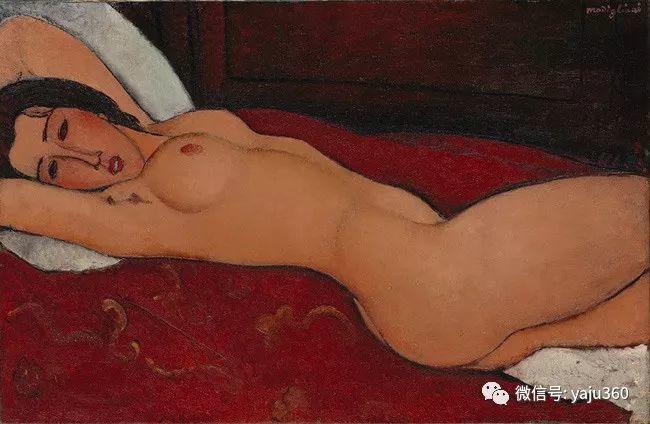 世界著名画家之莫迪利阿尼插图61