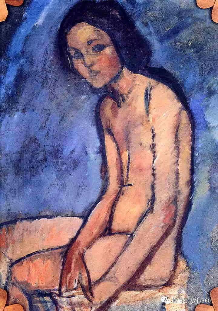 世界著名画家之莫迪利阿尼插图63