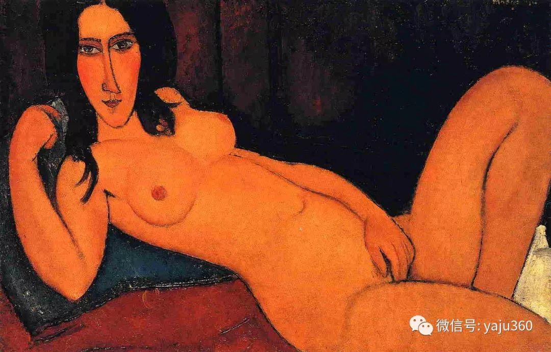 世界著名画家之莫迪利阿尼插图65