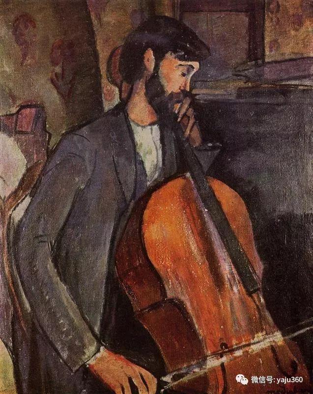 世界著名画家之莫迪利阿尼插图67