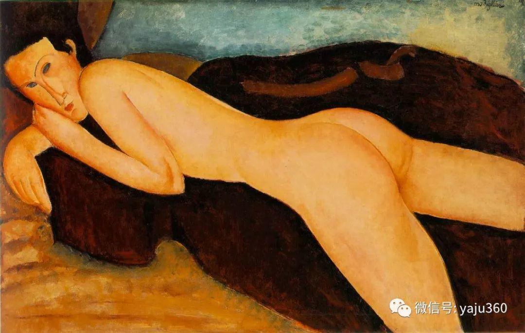 世界著名画家之莫迪利阿尼插图69