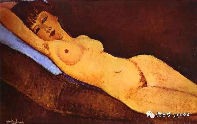 世界著名画家之莫迪利阿尼插图75