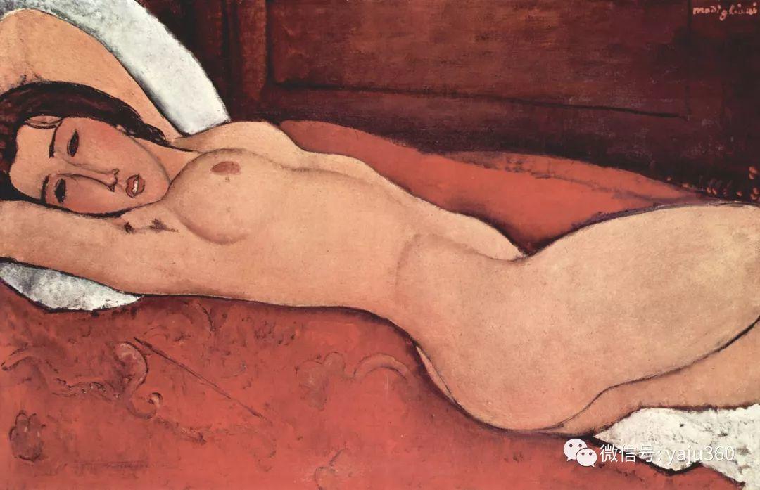 世界著名画家之莫迪利阿尼插图79