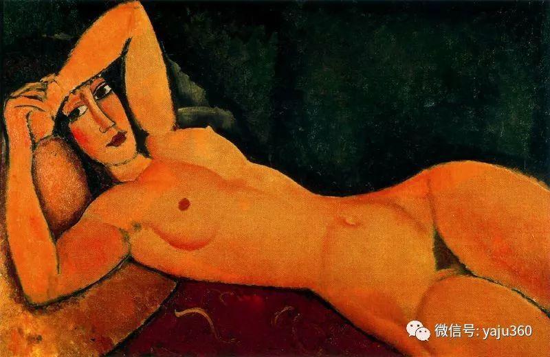 世界著名画家之莫迪利阿尼插图83