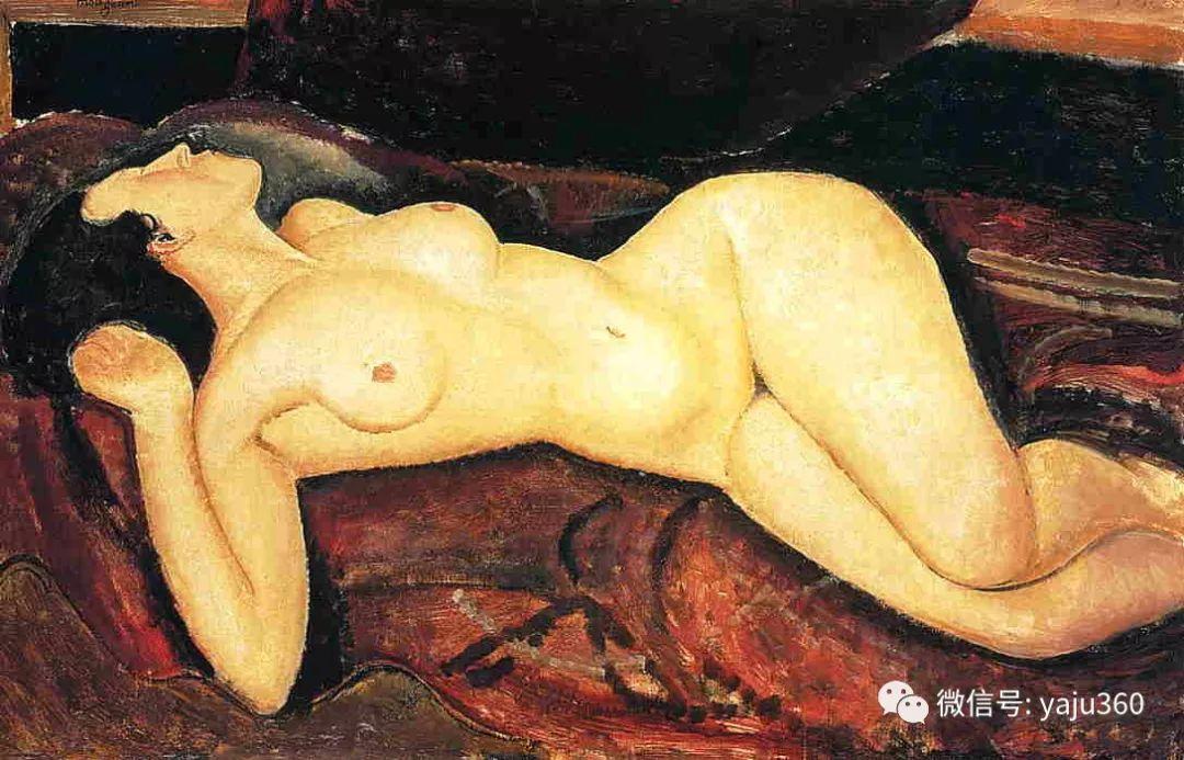 世界著名画家之莫迪利阿尼插图87