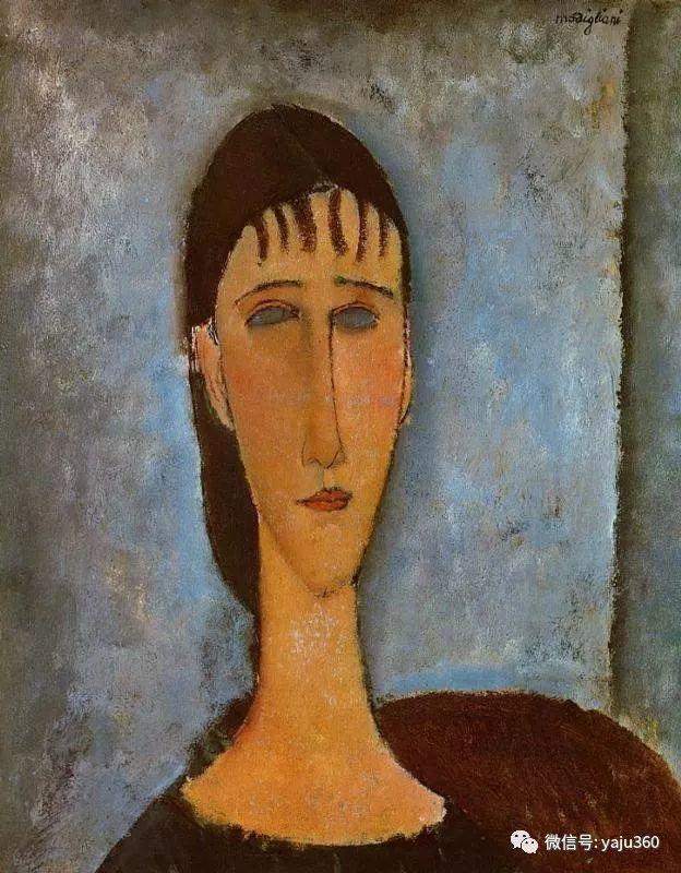 世界著名画家之莫迪利阿尼插图89
