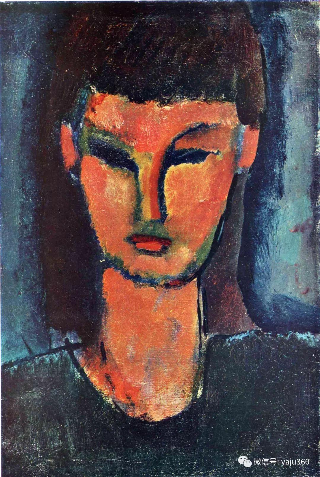 世界著名画家之莫迪利阿尼插图93