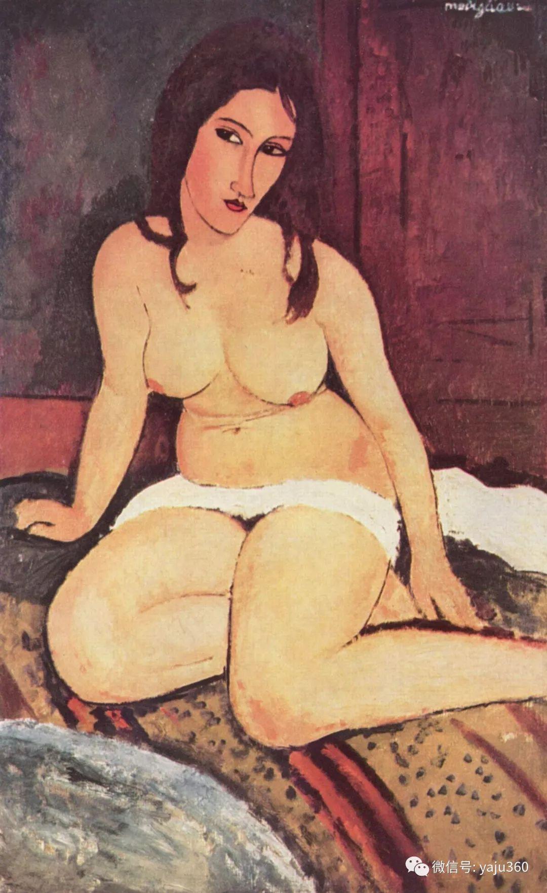 世界著名画家之莫迪利阿尼插图95