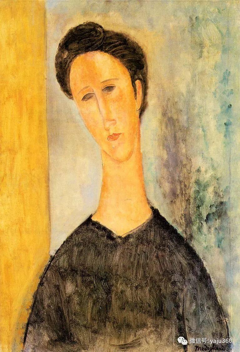世界著名画家之莫迪利阿尼插图97