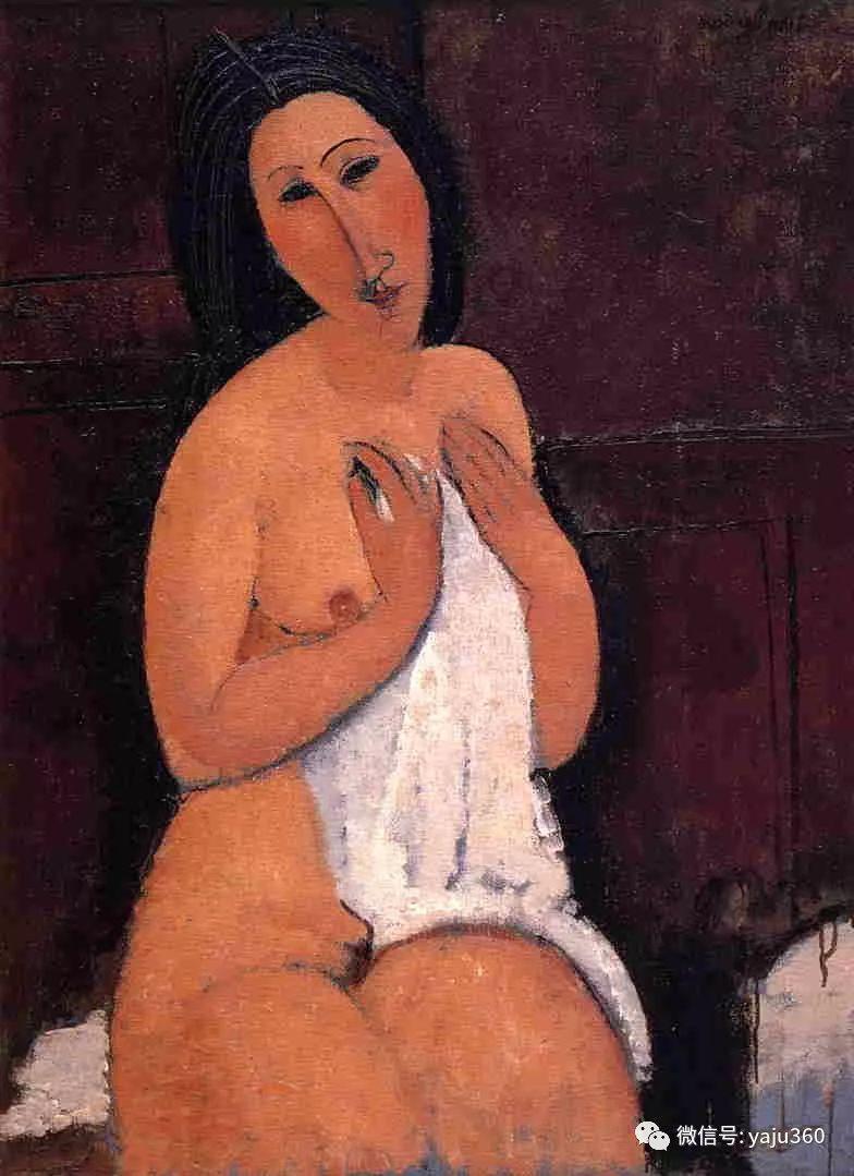 世界著名画家之莫迪利阿尼插图99