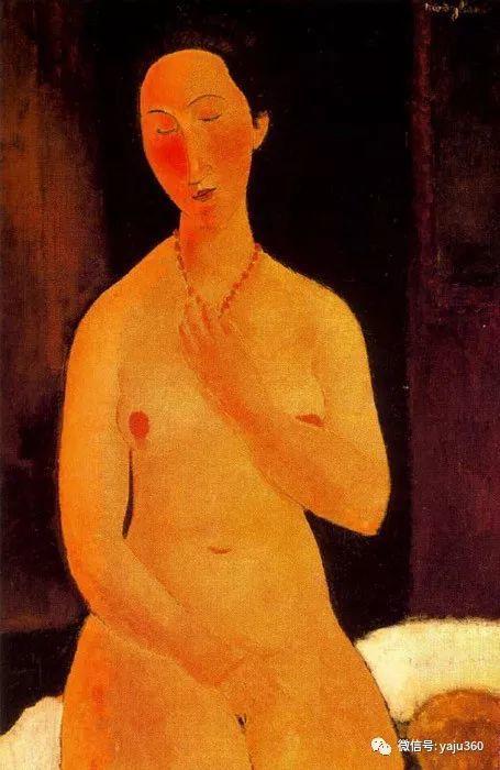 世界著名画家之莫迪利阿尼插图101