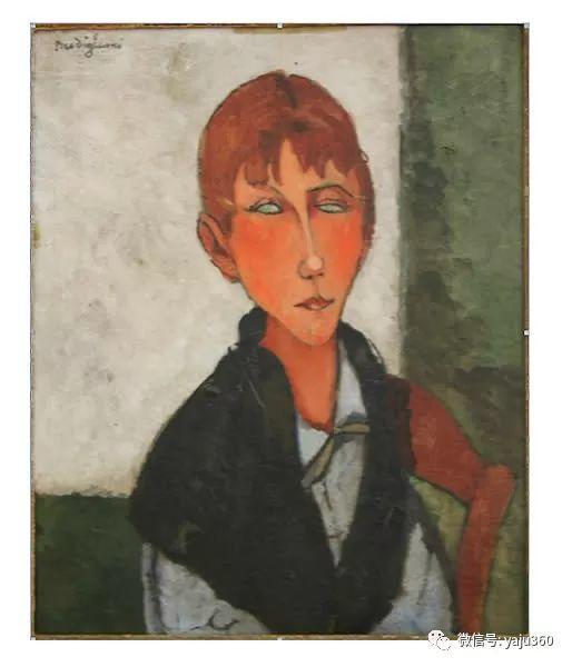 世界著名画家之莫迪利阿尼插图105