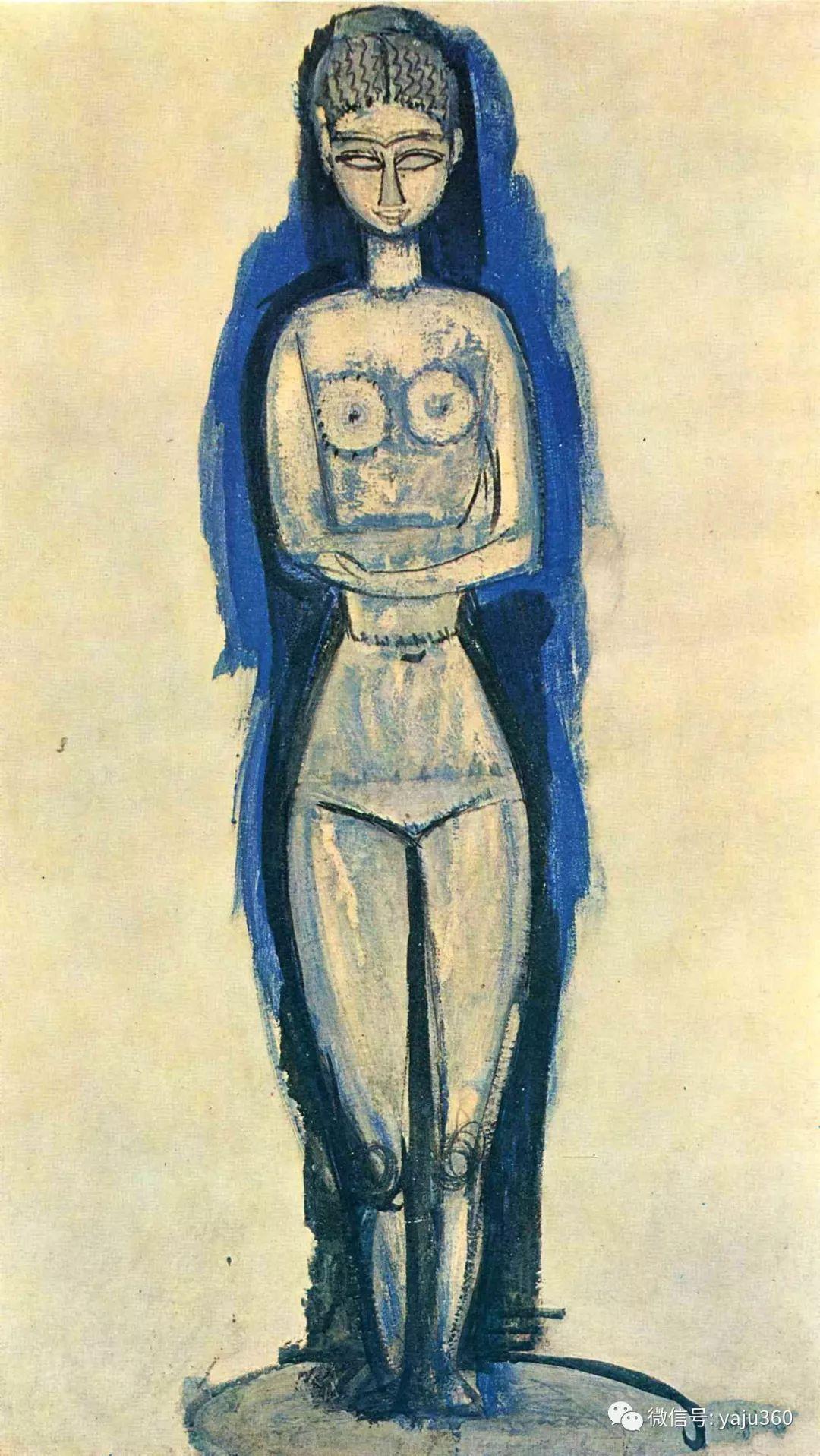 世界著名画家之莫迪利阿尼插图107