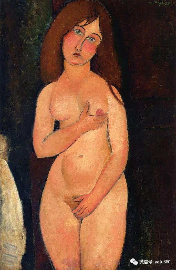 世界著名画家之莫迪利阿尼插图109